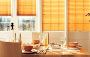 Pleated Blinds in Gosforth