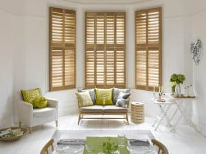 Blinds and Plantation Shutters in Newcaslte of Victoria's Shutters with the main mobile background layout