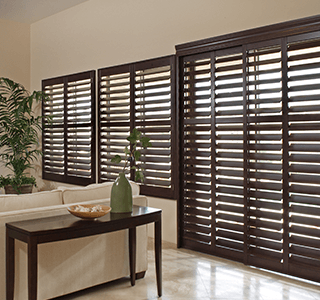 Recent jobs – check out these lovely plantation shutters in Gateshead!