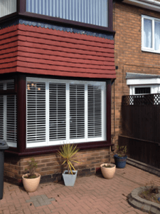 Victoria's Shutters recent jobs in Whitley Bay
