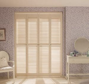 blinds and shutters in Gateshead improve interior design