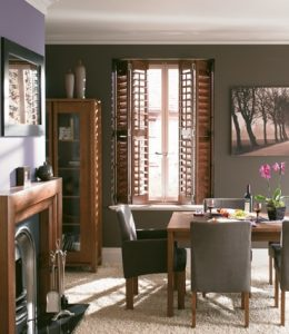 Plantation shutters in Gateshead and Newcastle for diy wooden window design inspiration