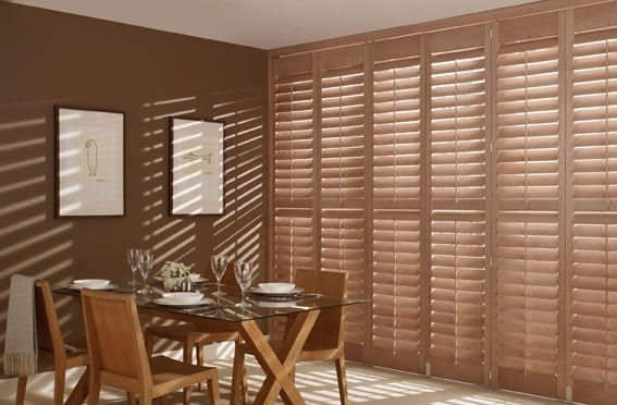 Plantation Shutters North Shields premium wooden windows