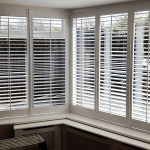 Victoria's Shutters in Whitley Bay