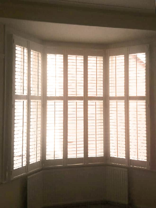 Recent Jobs Bay Window Shutters Gosforth Victoria S Shutters