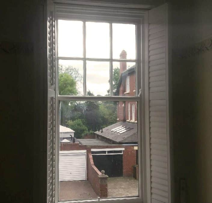 Recent Jobs: Seattle Style American Shutters Gosforth