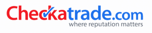 Checkatrade logo for Victorias Shutters recommendation and shutter and blinds business page