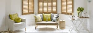 offer for Wooden Plantation Shutters services in York, Leeds and Sheffield