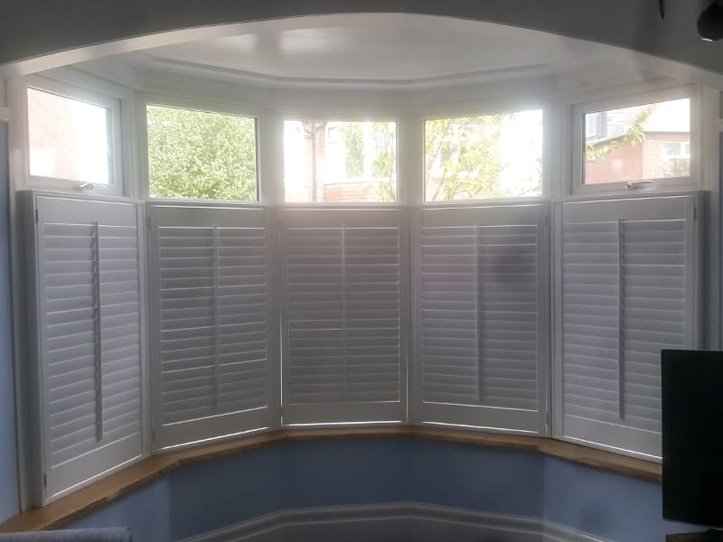 Stocksfield Large Plantation Shutters