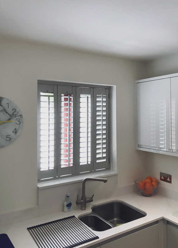 Quality Interior shutters